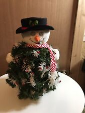 Avon Dancin-Singing Snowman