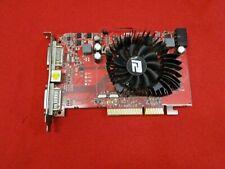 PowerColor ATI Radeon HD 3650. 512MB DDR2 tarjeta gráfica de AGP. (AG3650 512MD2