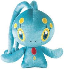 "Tomy Pokemon Manaphy 8"" Plush Toy Gleamy 20th Anniversary Edition Doll Kid Gift"
