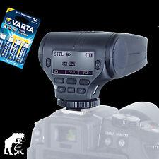 Voking VK 360 Blitzgerät Flash Speedlite für Sony SLR SLT Multifunktionsschuh
