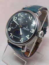 Poljot International Men's Watch Special Edition Moon Phase Sapphire Back