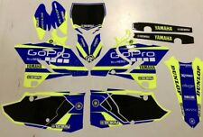 YAMAHA YZ125 250 15 - 19  GO PRO FACTORY TEAM  FULL GRAPHIC STICKER KIT