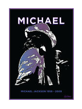 Michael Jackson #2 18x24 poster print