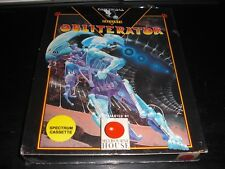 Obliterator by Psygnosis for Sinclair Spectrum vintage computer sealed new