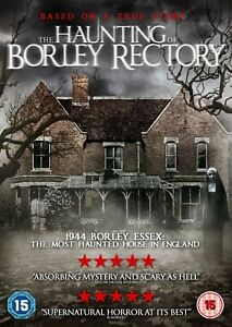 Haunting of Borley Rectory, The (DVD) (NEW AND SEALED)  (REGION 2)