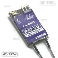 Tarot SBUB 2.4G Receiver RSFSB for FUTABA S-FHSS /FHSS 8ch,T6J T8J T10J TL150F1