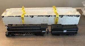 RailKing MTH Electric Trains 4-8-4 GS-2 Northern Locomotive Pilot 30-1185-1