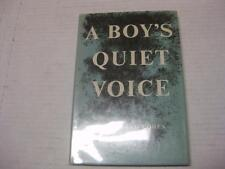 A boy's quiet voice by Ruth Kolko Cohen JEWISH CANCER SURVIVAL STORY