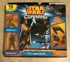 Star Wars Command Episode Iii Revenge Of The Sith Action Figure Set Hasbro New