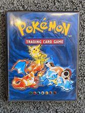 More details for original empty pokemon card album / binder / folder 1999 wotc | 6.5/10 condition