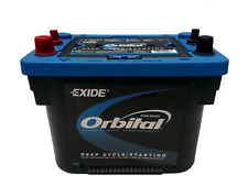 NEW*** EXIDE ORBITAL 34DC-48 Sealed Deep Cycle And Starting Battery High 750 CCA