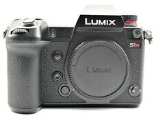 ***USED*** Panasonic S1R Body Only.