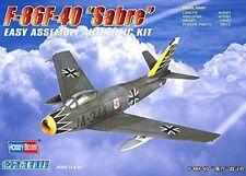 "Hobby Boss 80259. Avioneta F-86F-40 ""Sabre"" . Escala 1/72"