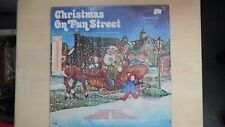 Classic Christmas Records CHRISTMAS ON FUN STREET LP 1979