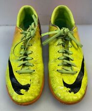 Nike Mercurial Victory IV Men 7.5 US 40.5 Futsal Indoor Soccer Shoes 555614 708