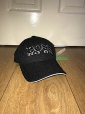 Hugo Boss Baseball Cap Black SALE