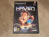 Haven Call of the King PlayStation 2 PS2 Complete CIB Authentic
