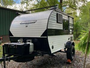 2021 Sunray Retro 4x4 Offroad Travel Trailer Camper Overland