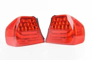 Genuine BMW E90 Left AND Right Outer Taillight Set For Fender NEW 63214871753