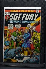 Sgt Fury and His Howling Commandos #110 Marvel Comic 1973 Stan Lee Ayers 8.0