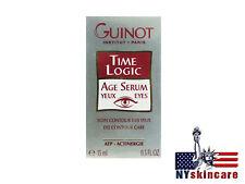Guinot Time Logic Age Serum Yeux Eye Contour Atp 15ml(0.5oz) Actinergie Fresh