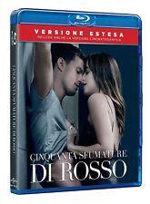 Blu Ray 50 Cinquanta Sfumature di Rosso Versione Estesa - (2017) .......NUOVO