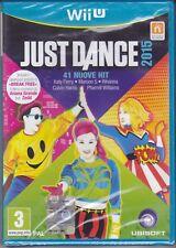 Nintendo Wii U «JUST DANCE 2015» nuovo sigillato italiano pal