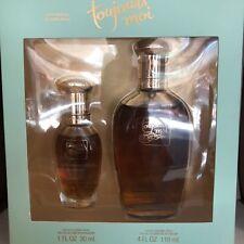 Vintage Dana Toujours Moi Women Perfume Gift Set 4.0oz+1.0oz EDC NIB As Pics