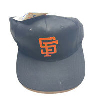 VINTAGE San Francisco Giants MLB Competitor Snapback Hat Cap DEADSTOCK NWT E1