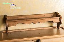 Voglauer Anno 1600 Wall Shelf Wall Shelf Cottage Antique Style Shelf Solid Wood