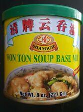 SHANGGIE WONTON SOUP BASE MIX FOR SOUP