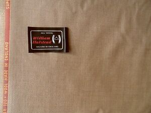 SUPER 120'S ALL WOOL WORSTED  SUITING FABRIC ( LENGTH 3.05  MTS)