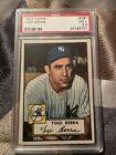 1952 Topps Baseball Cards 45