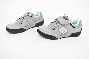 NEW Five Ten MALTESE FALCON Women's Cycling Shoes Gray Size US 6 EUR 36