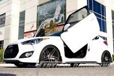 Fit Hyundai Veloster 12-16 Lambo Style Vertical Doors VDI Bolt On Hinge Kit