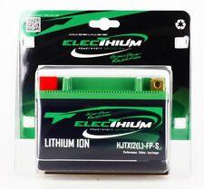 Batterie lithium electhium YTX12-BS Suzuki GSXR 1000 2001 à 2017
