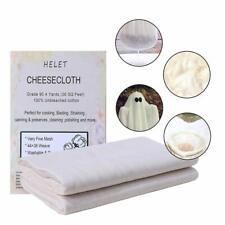 Tela de algodón sin blanquear olicity Estopilla Ultra Fina De Muselina Paños de cocina