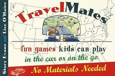 TravelMates: Fun Games Kids Can Play in the Car or