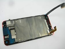 Red ~ Frame+ Full LCD display+ Touch screen repair for The New HTC One 801e M7