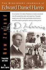 The Missionary Journals of Edward Daniel Harris (Paperback or Softback)