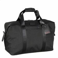 Tumi Alpha FXT Duffel Travel Satchel Ballistic Nylon 022249de Black