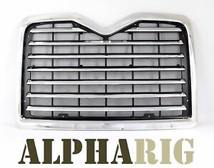 Mack Vision Pinnacle CX 2002 2008 2009 Chrome Front Grille W/Bugscreen NEW G65W