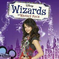 New & Sealed Walt Disney Wizards of Waverly Place Music CD with Selena Gomez