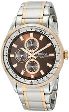 Armitron (Men's) 20/5055 BNTR (Two-Tone Silver/Rose Gold)  STAINLESS STEEL WATCH
