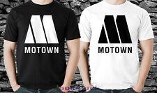 NEW Motown Records Logo Men's T shirt Size S-2XL