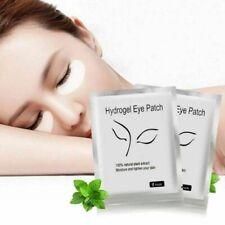 50 Pairs Aloe Collagen Anti Wrinkle Eye Mask Skin Moisturing Hydrogel Eye Patch