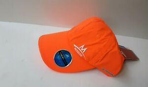 New w Tags Mission Performance baseball hat, coral ,unisex, workout