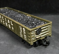 HO Special Forces Gondola With Coal Load 100% Tested Lot Z17
