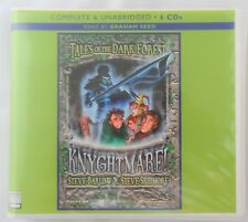 Tales of the Dark Forest Knyghtmare Audiobook 6 CDs Steve Skidmore Barlow