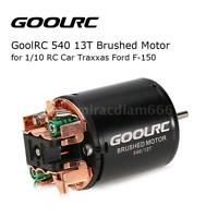 New GoolRC 540 13T Brushed Motor for 1/10 Traxxas Ford F-150 RC Car Z7Z5